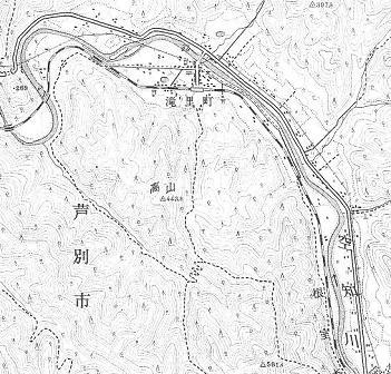 滝里(芦別市)