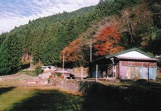 河俣(十津川村)