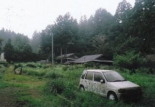 鉢久保(木沢村)
